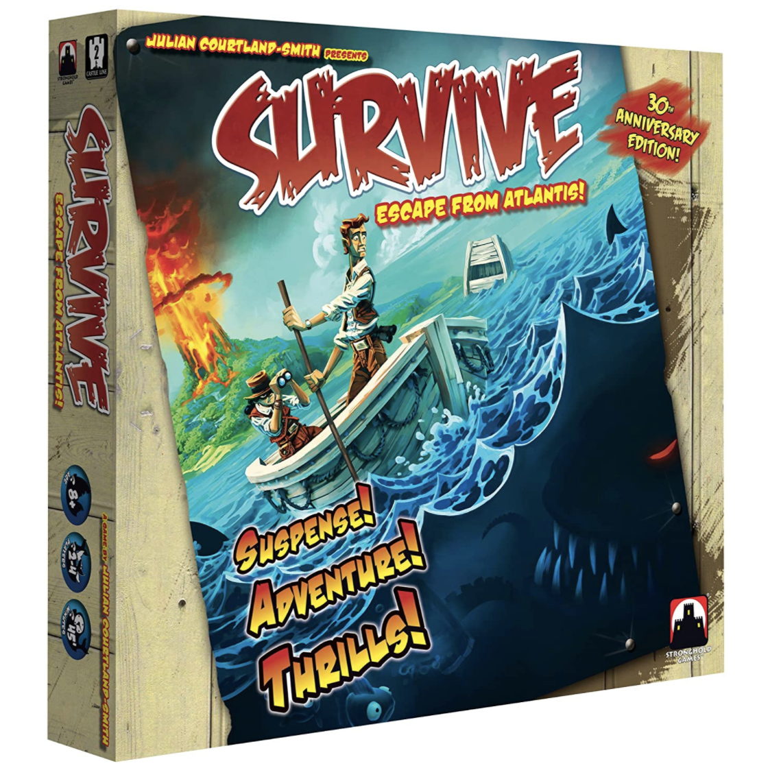 Survive Escape from Atlantis